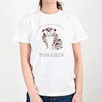 トラりんTシャツ レディース